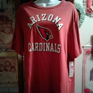 NWT Arizona Cardinals NFL Tshirt